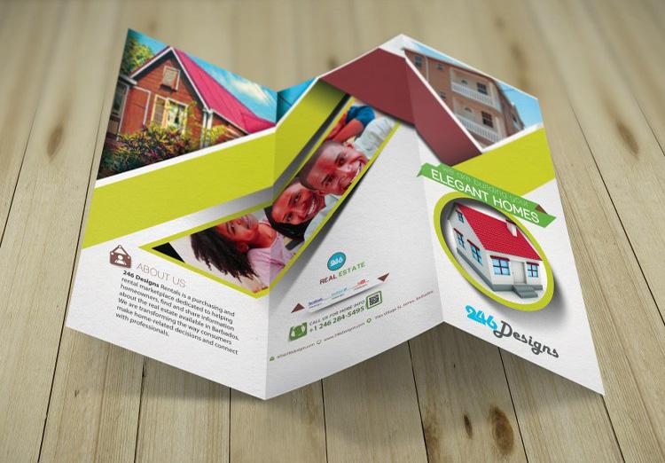 Brochures | 246 Designs